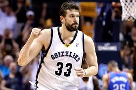 Marc Gasol, Memphis Grizzlies